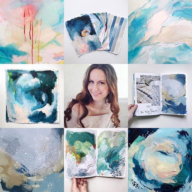 Becca Bastian Lee January 2019 Guest Artist for True Colors Art Program with Kellee Wynne Studios  (31).jpg
