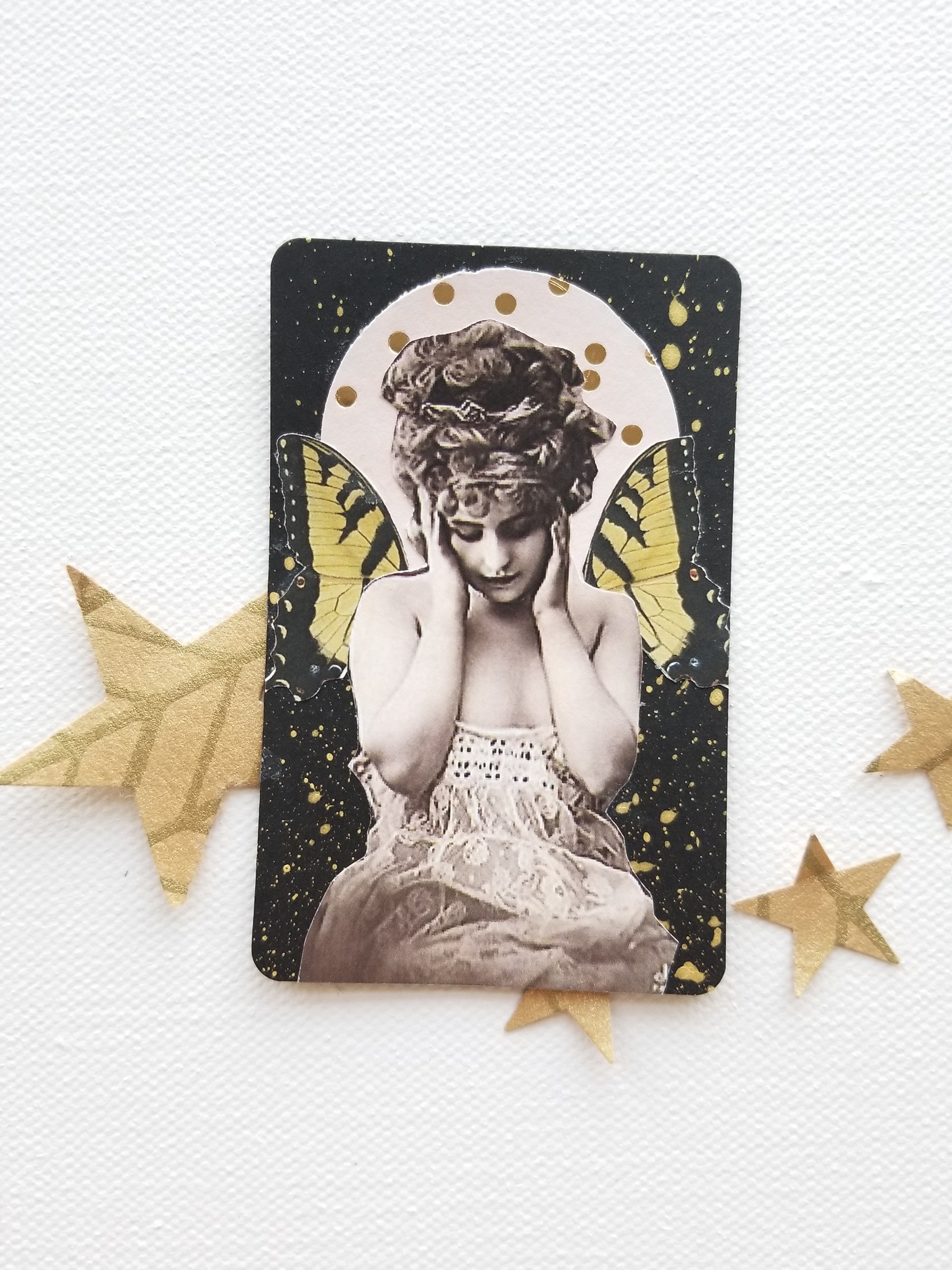 Galaxy Goddesses FortuneART Cards mixed media class by Kellee Wynne Studios small.jpg
