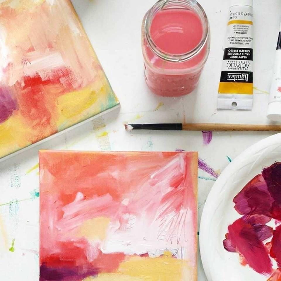 Abstract Brushstrokes Workshop True Colors with Kellee Wynne Conrad 5.jpg