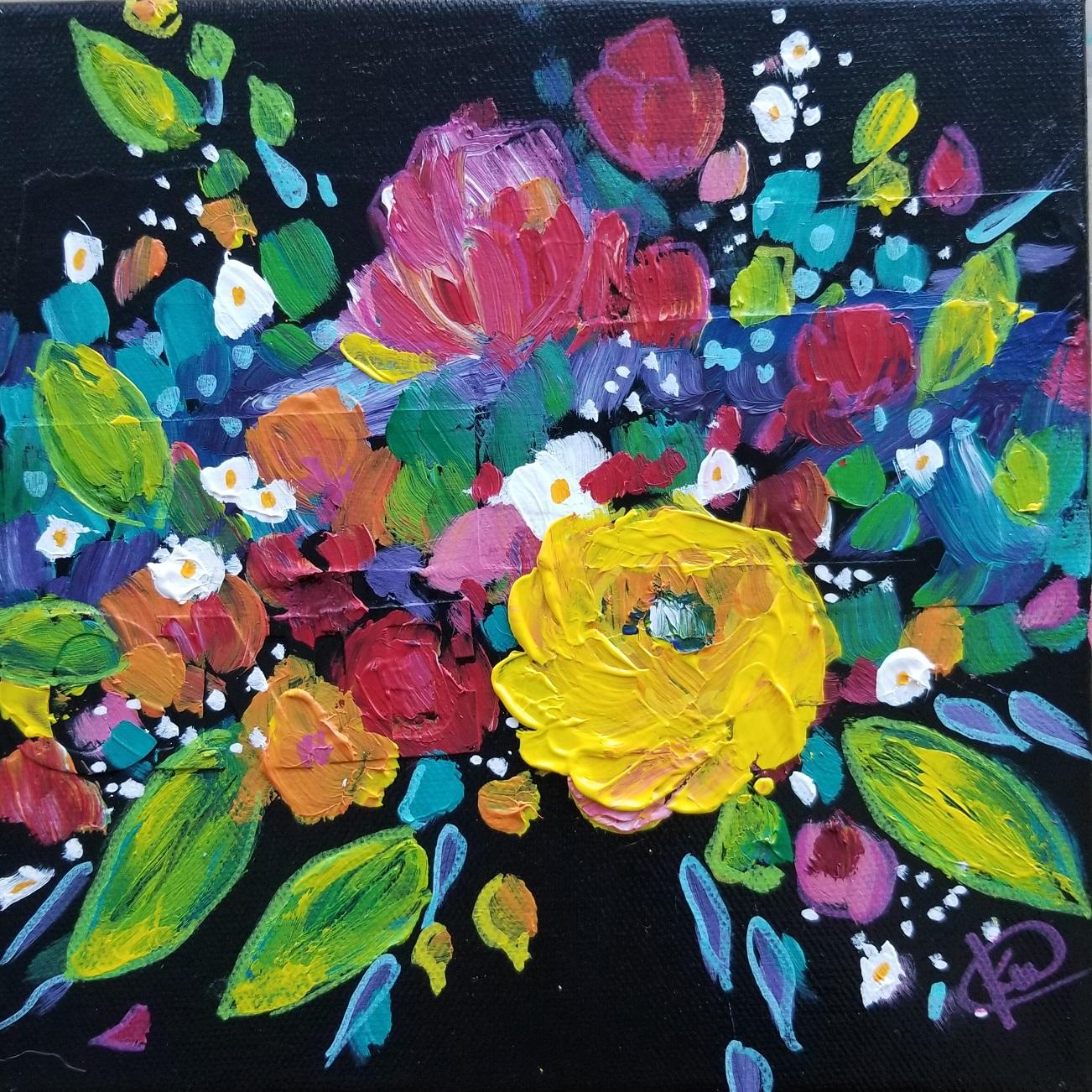 Kellee Wynne Studios True Colors Art Workshop Carbon Floral 4 small.jpg
