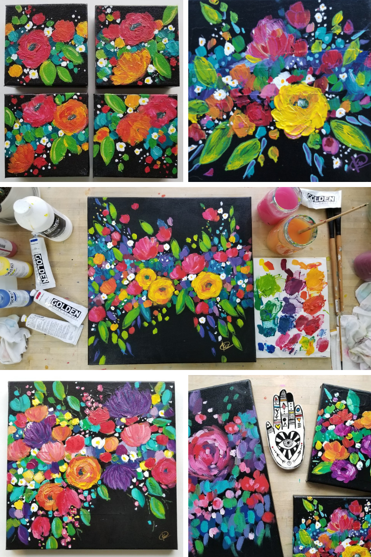 Carbon Floral acrylic painting workshop for True Colors Art Program with Kellee Wynne Studios.png