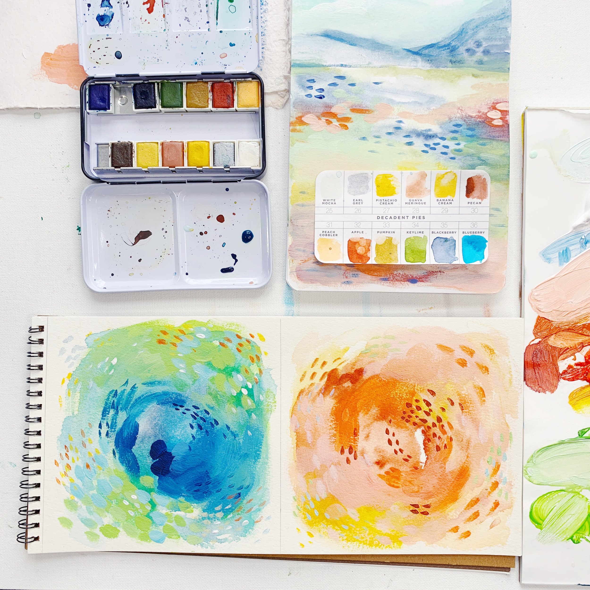 The Sketchbook Files with Becca Bastian Lee for the True Colors Program, Watercolor as a Mixed Media (5).jpg