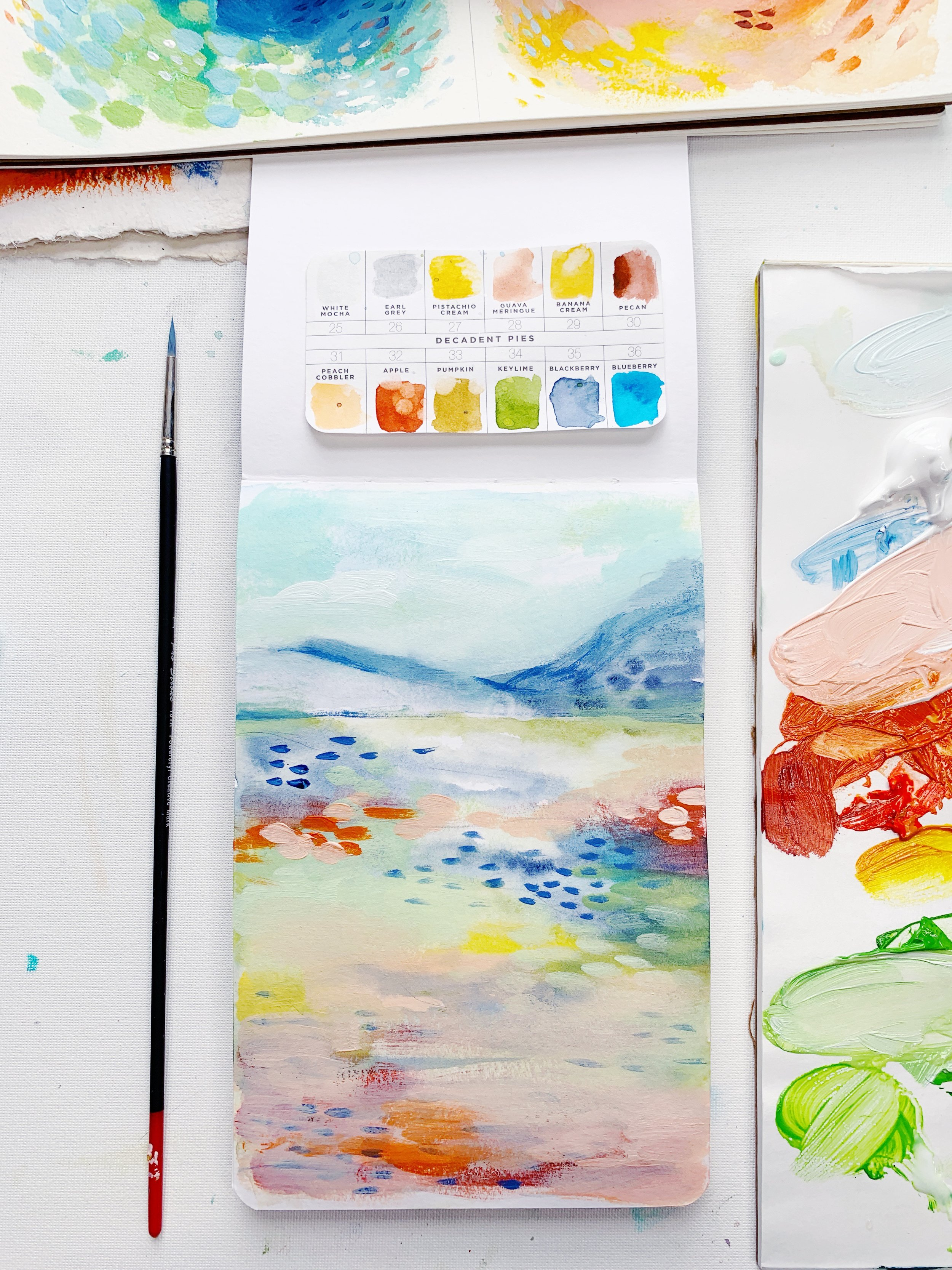 The Sketchbook Files with Becca Bastian Lee for the True Colors Program, Watercolor as a Mixed Media (4).jpg