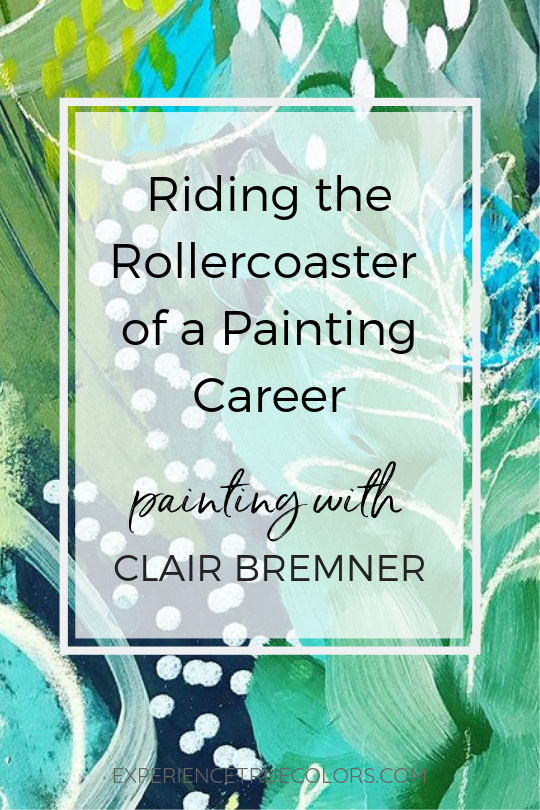 Ride the Rollercoaster, Painting with Clair Bremner for Experience True Colors with Kellee Wynne Studios.png