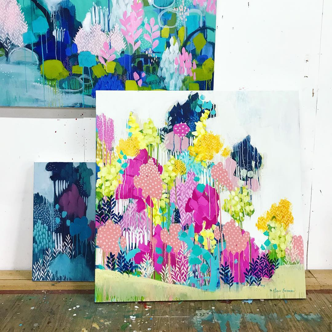 Clair Bremner abstract impression acrylic artist lesson for Experience True Colors with Kellee Wynne Studios (35).jpg