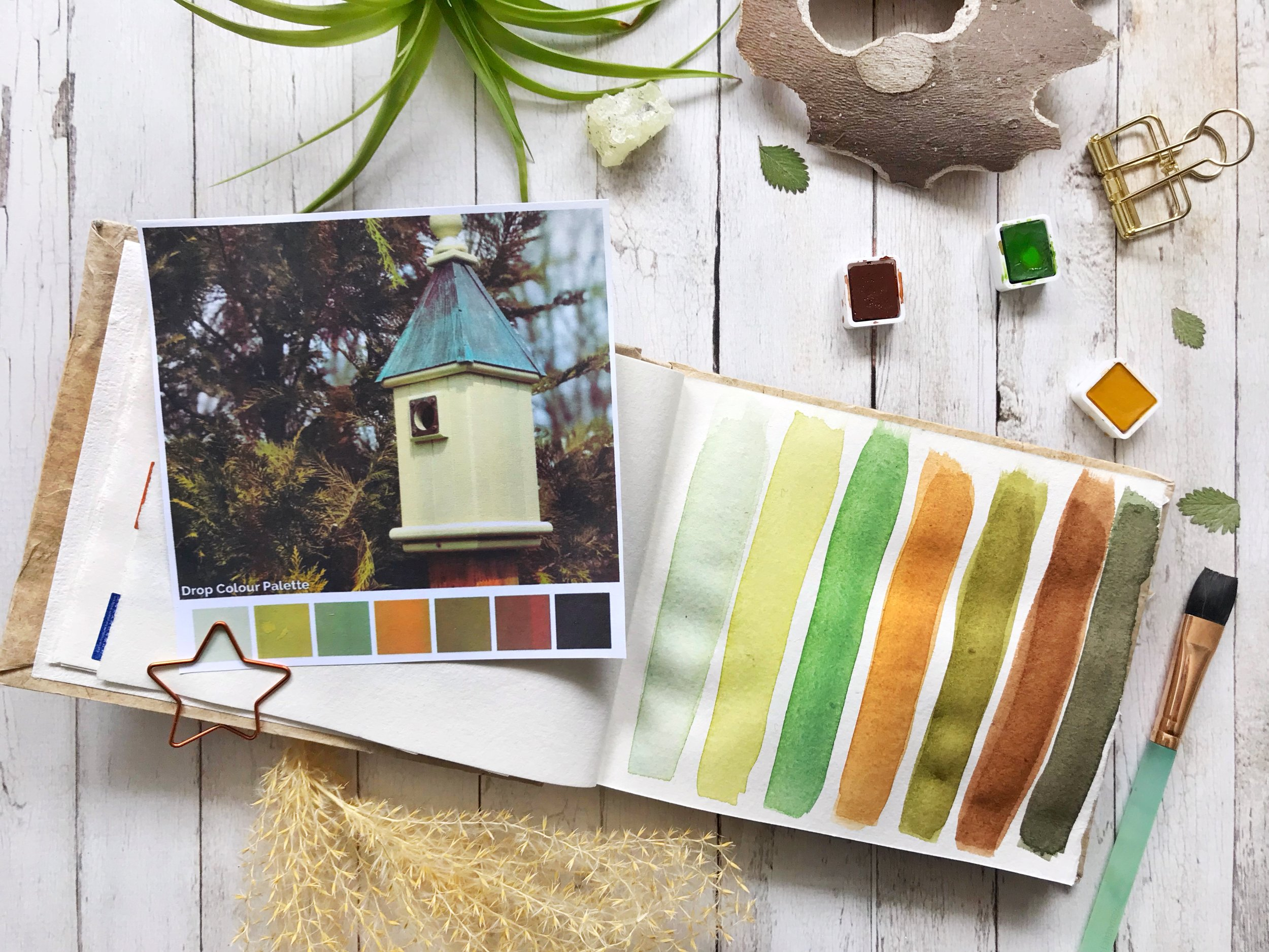 Finding Color Inspiration From Your Everyday Life using phone apps to create color palettes and art by Priscilla George for Experience True Colors art p (17).jpg