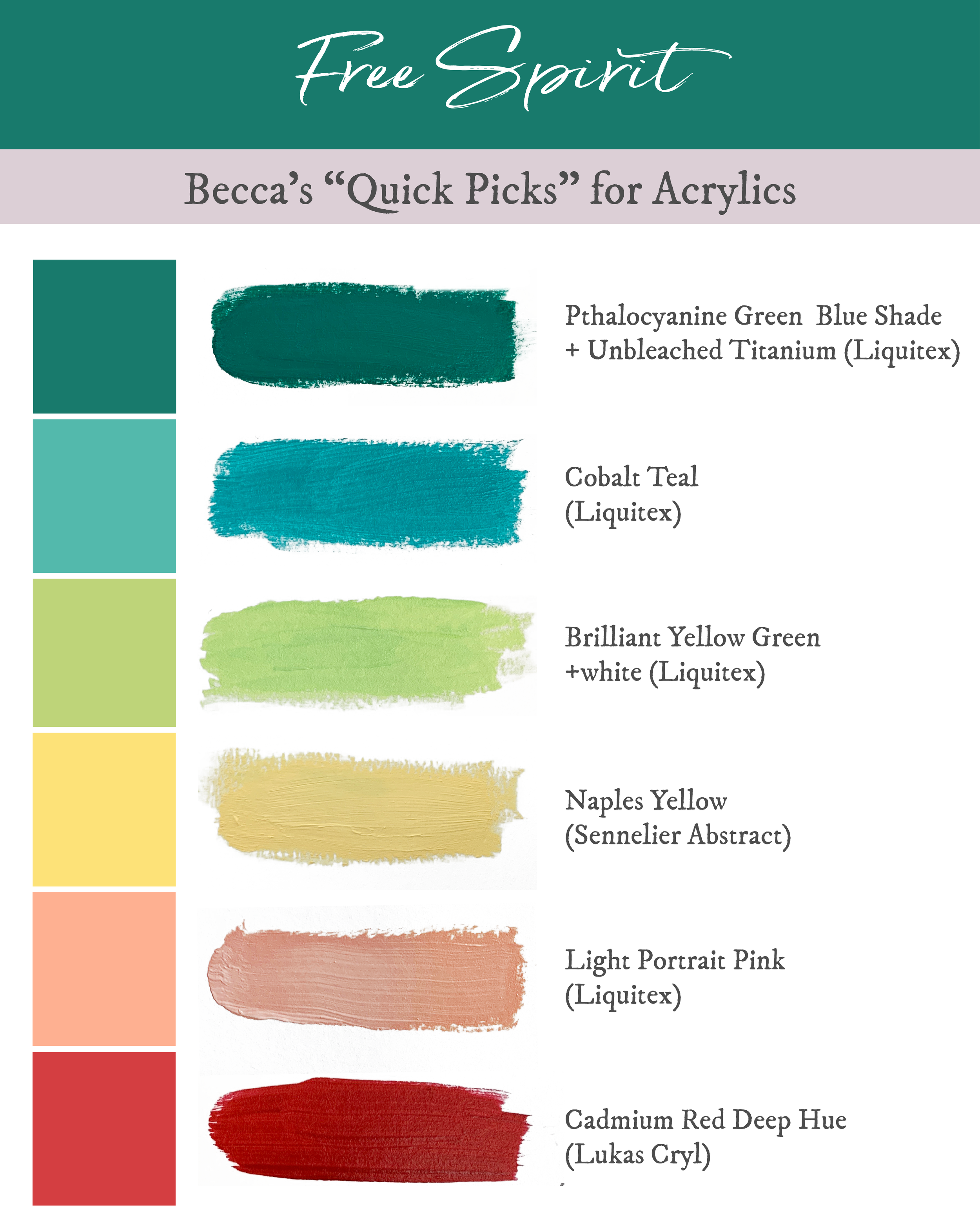 Becca's Quick Picks Color Palette 5 Free Spirit Experience True Colors with Kellee Wynne Studios.png