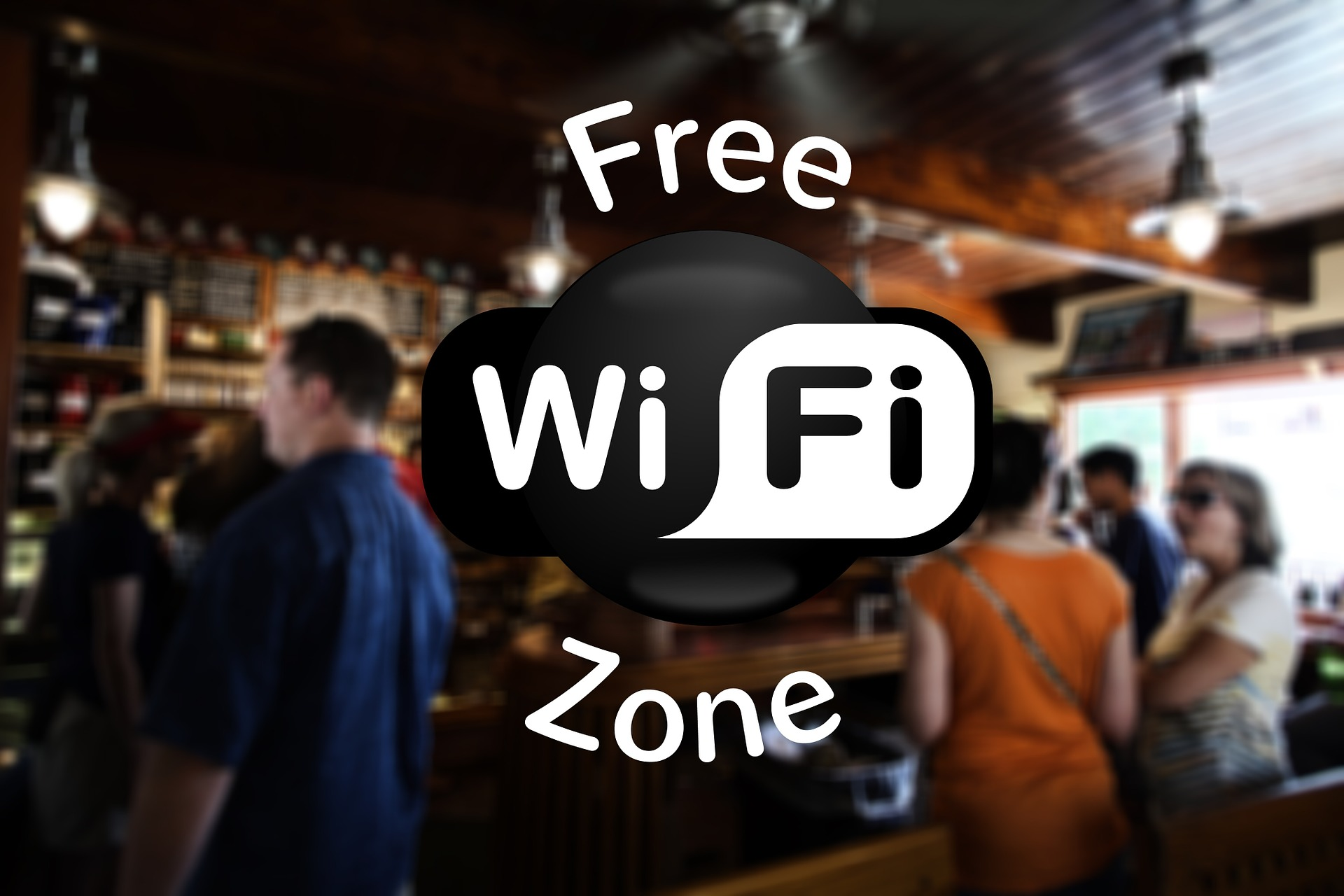 Free and fast WiFi