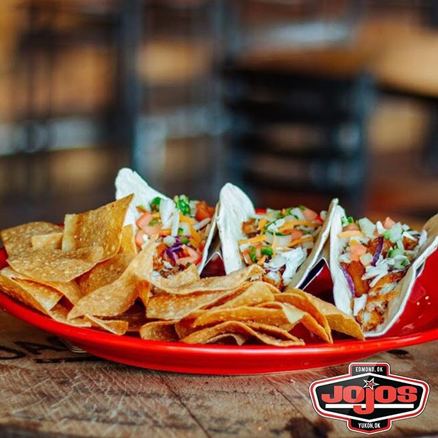 Because we love tacos... FREE TACO BAR ON #TACOTUESDAY !!!!🌮❤️ 5:30 - 7:30 PM @jojostaphouse