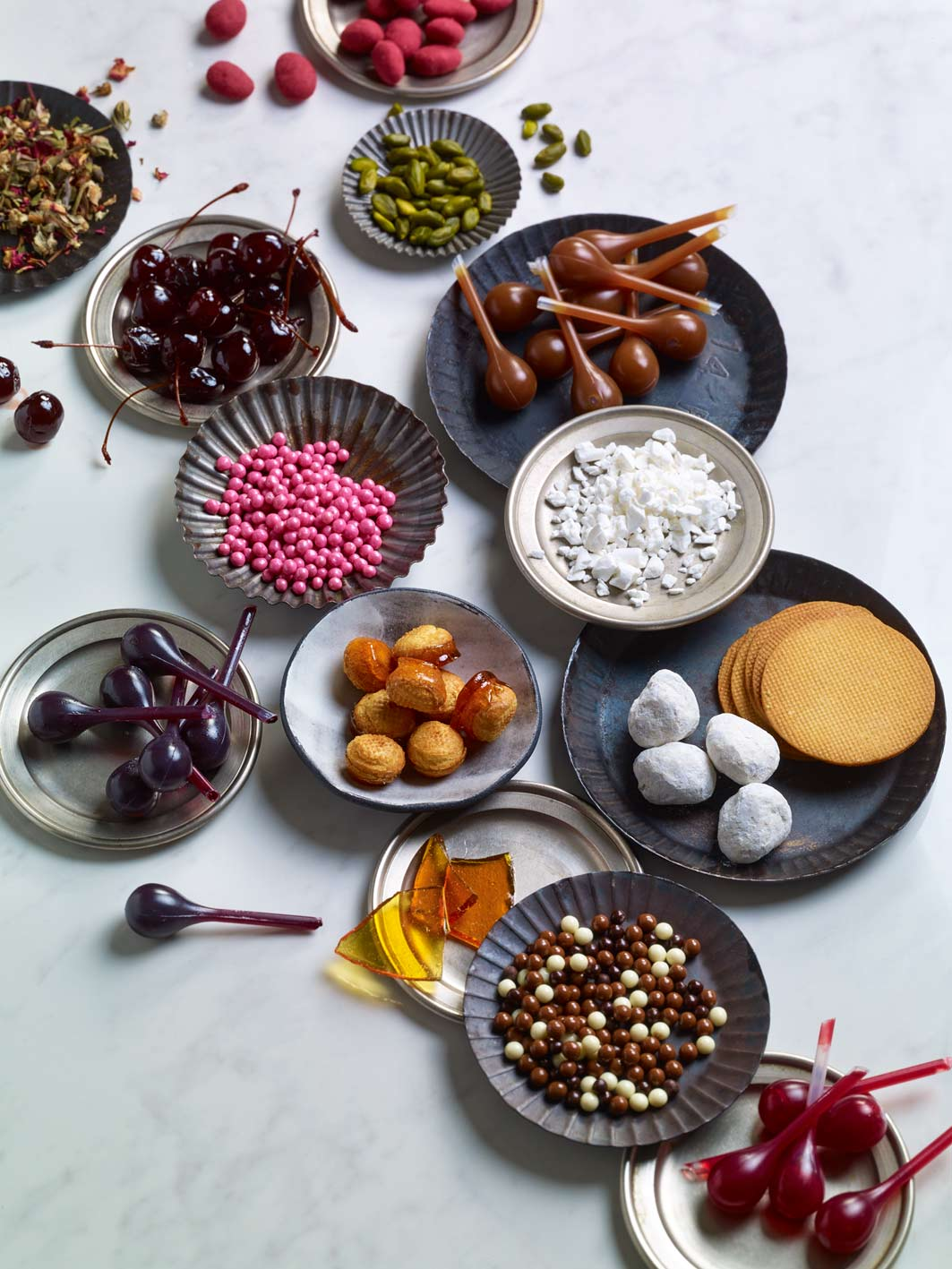 Roladin's baking recipe book  Styling:Amit Farber