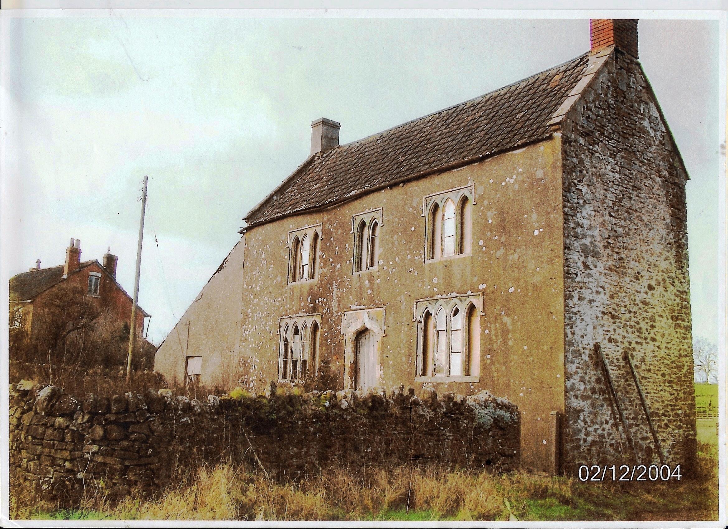 Fernhill Farm House
