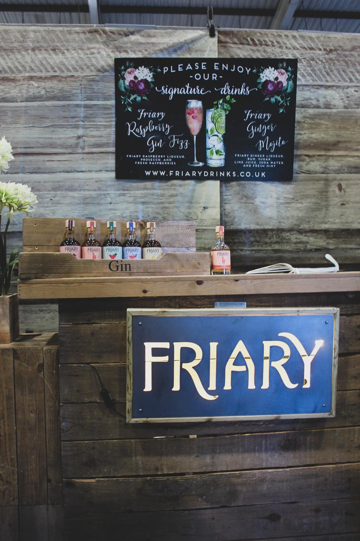 Fruity Artisan Liquers  Friary