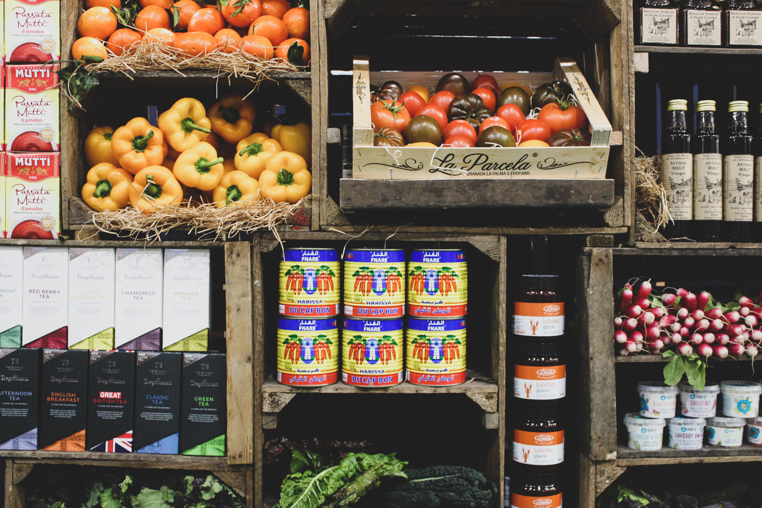 A passion for excellent produce!  West Country