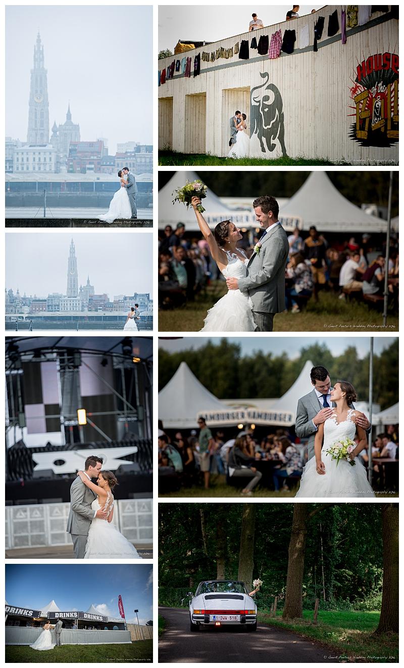 Keienhof Kalmthout trouw Nadia en Bert foto-