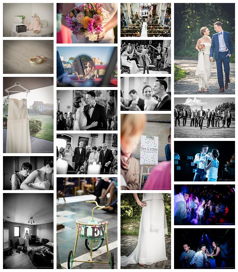 huwelijksfotograaf voor Fien en Jeroen Kasteel van egmond fabriekspand roeselare-1.jpg