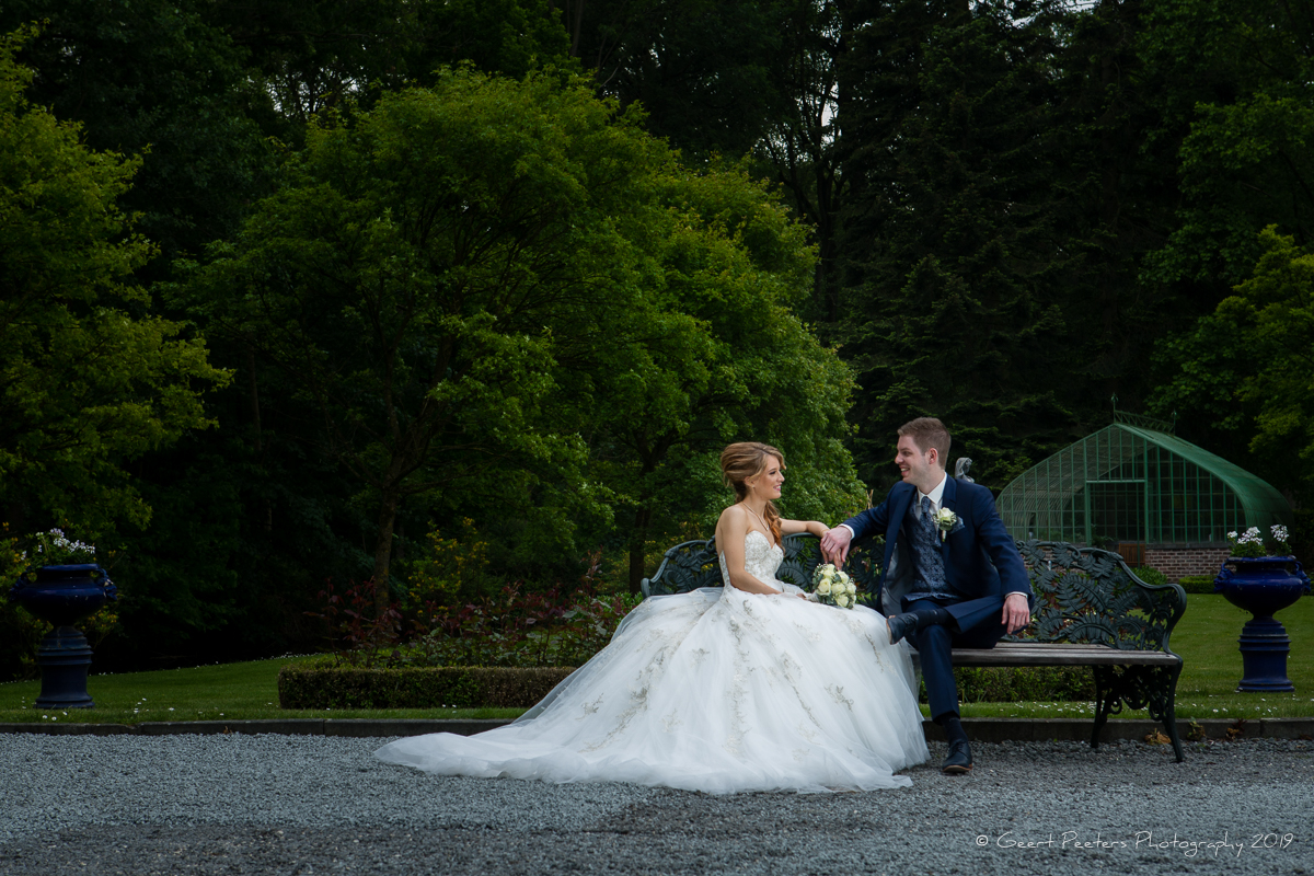 Bruid bruidegom shoot