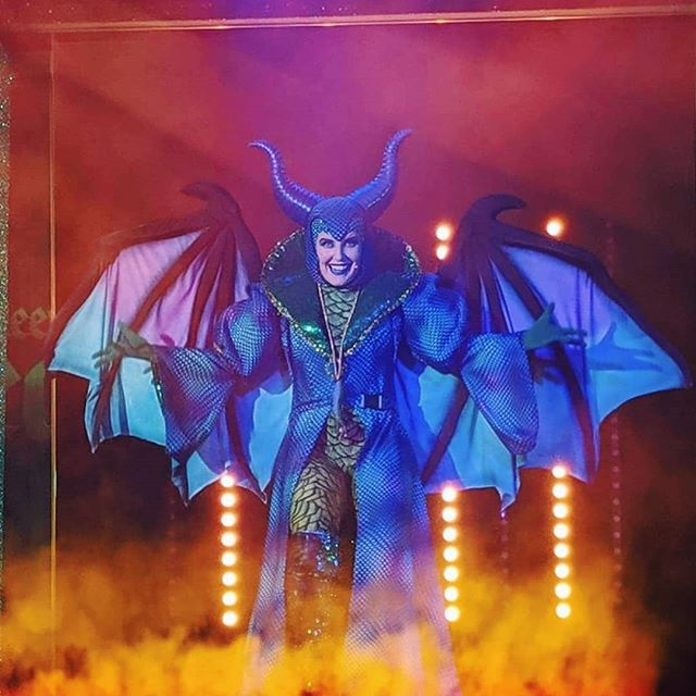 We got some lovely photos today of some of the many props we built for @officialbutlins this year. Our mechanical wings and massive dragon in full swing. We built 3 of the dragons and 2 pairs of wings for their Sleeping Beauty.  #props #puppets #puppetdesign #sculpture #puppetdesigner #puppetdesign #carbonfiber #butlins #butlinspanto #sleepingbeauty #dragon #wings #airbrush #mechanics #sfxprops #sfx #holidaypark #pantomime #panto #magicalwings #mechanicalwings #engineering #productionphotos #production #whatwedo #whatcanwemakeforyou #leviathanworkshop