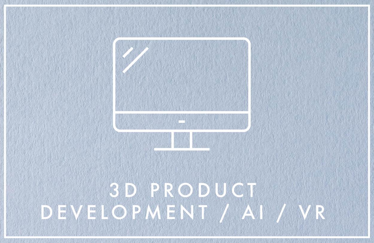 Fashion Delivered 3D Product Development AI VR