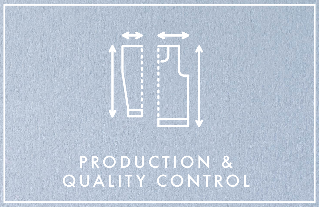 Fashion Delivered Production & Quality Control