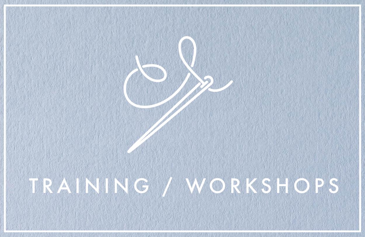 Fashion Delivered Training & Workshops