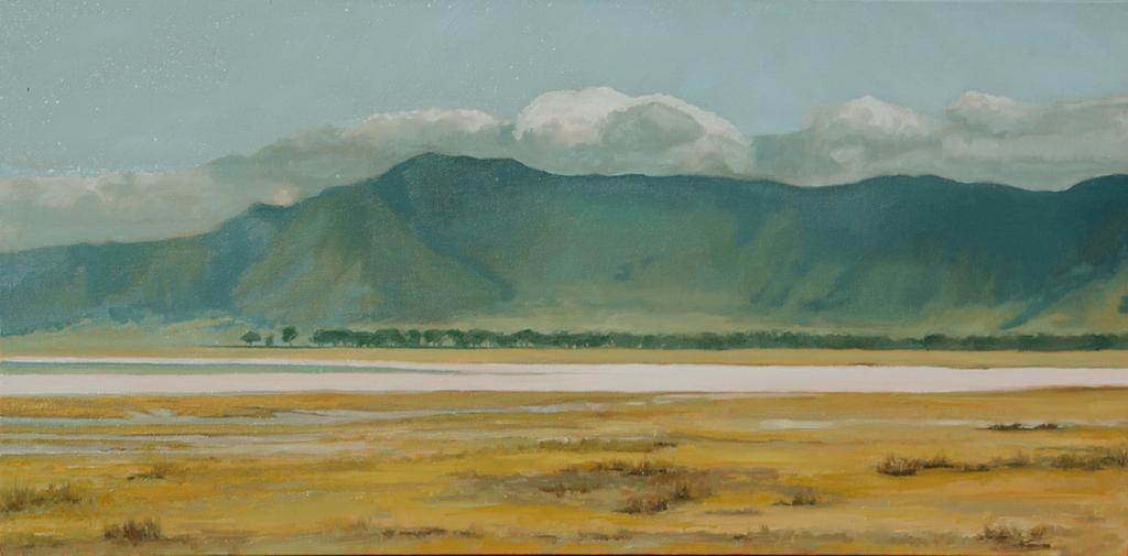 Salty Shores Ngorongoro