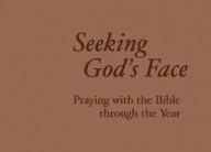 SEEKING GOD'S FACE    Another helpful guide for our Tables. This one is particularly helping us learn how to wait (one of the R.E.N.E.W. rhythms) to find out what God has to say to us through the Scriptures. It's also a helpful guide for following the church calendar.