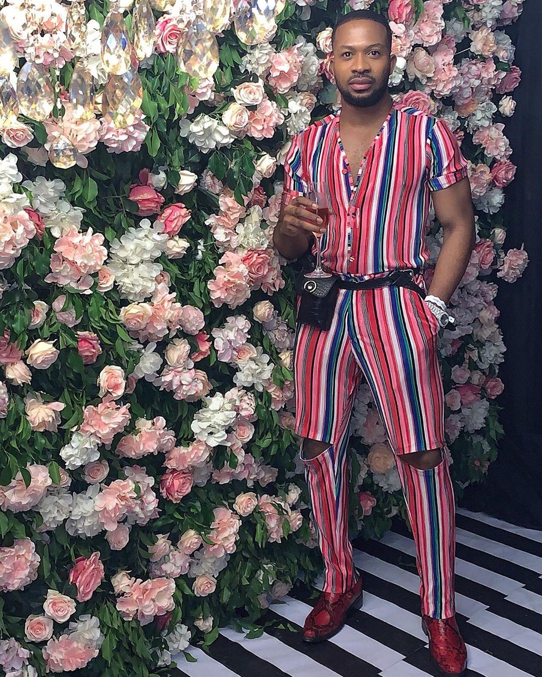 Nigerian Fashion Designer Adebayo Oke Lawal Challenges Gender Stereotypes With His Orange Culture Label Gender Jelly Gender Fluid Innovations