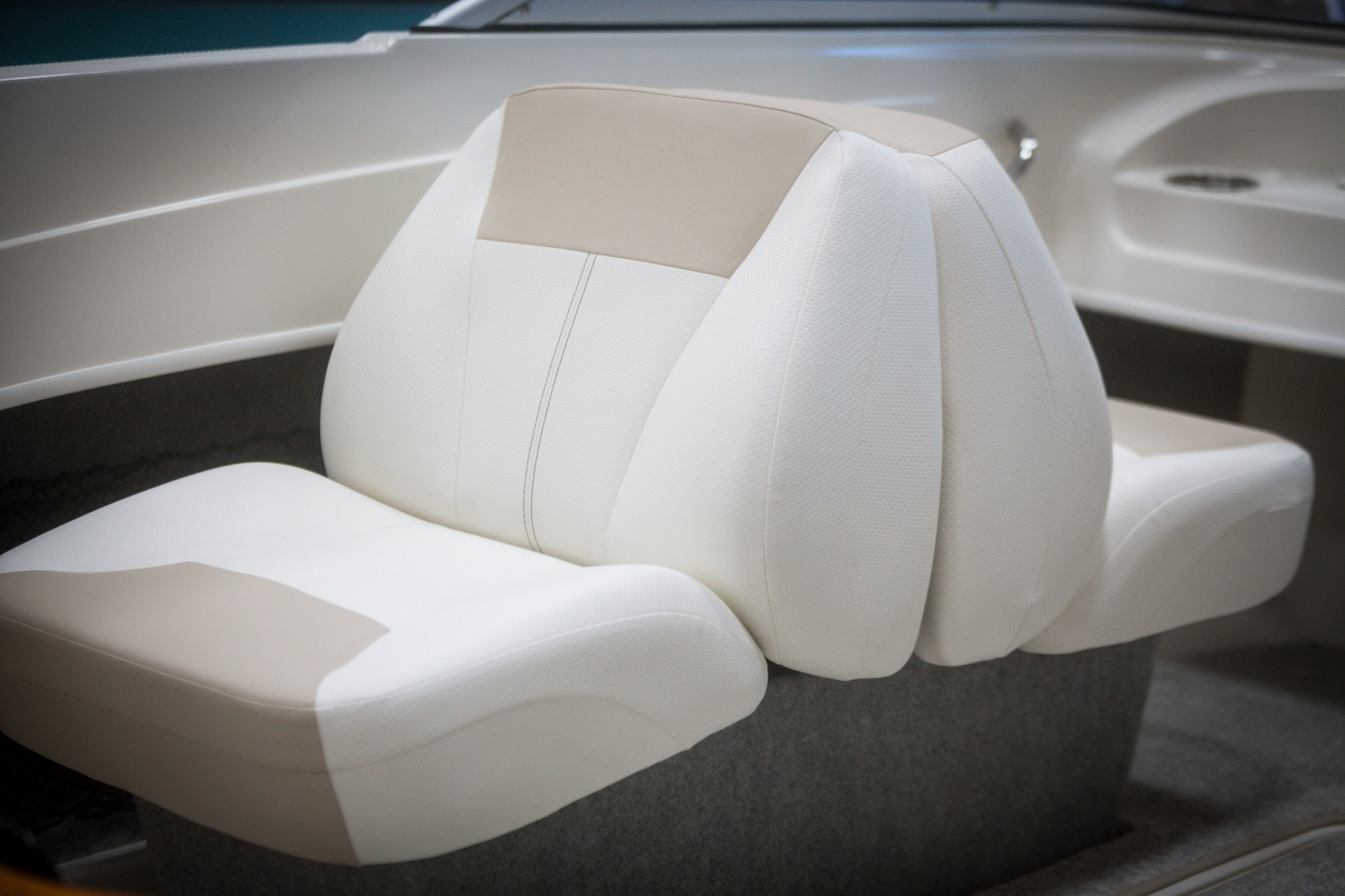 Boat Upholstery and Boat Seat Repairs Long Island — R&R