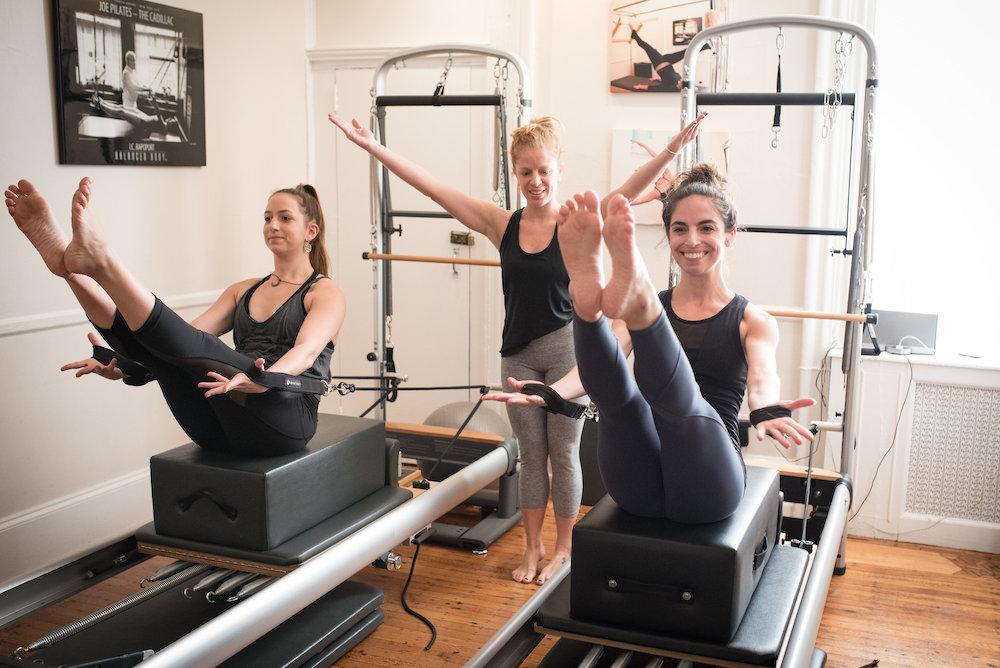 Private Pilates studio