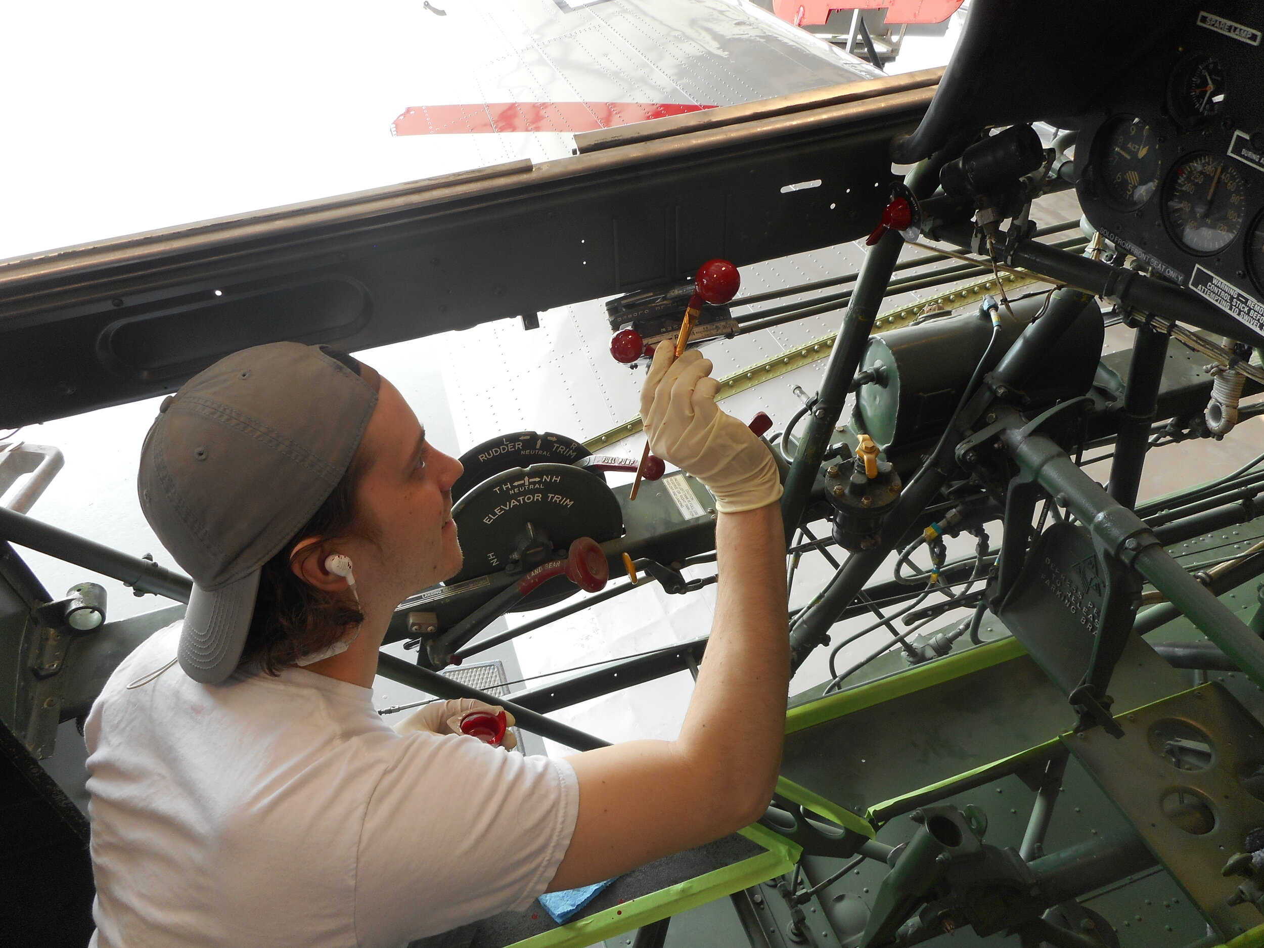 6. Delivery - A. Reassembly and BalanceB. Detail and Touch-UpC. Final InspectionD. Final Finish