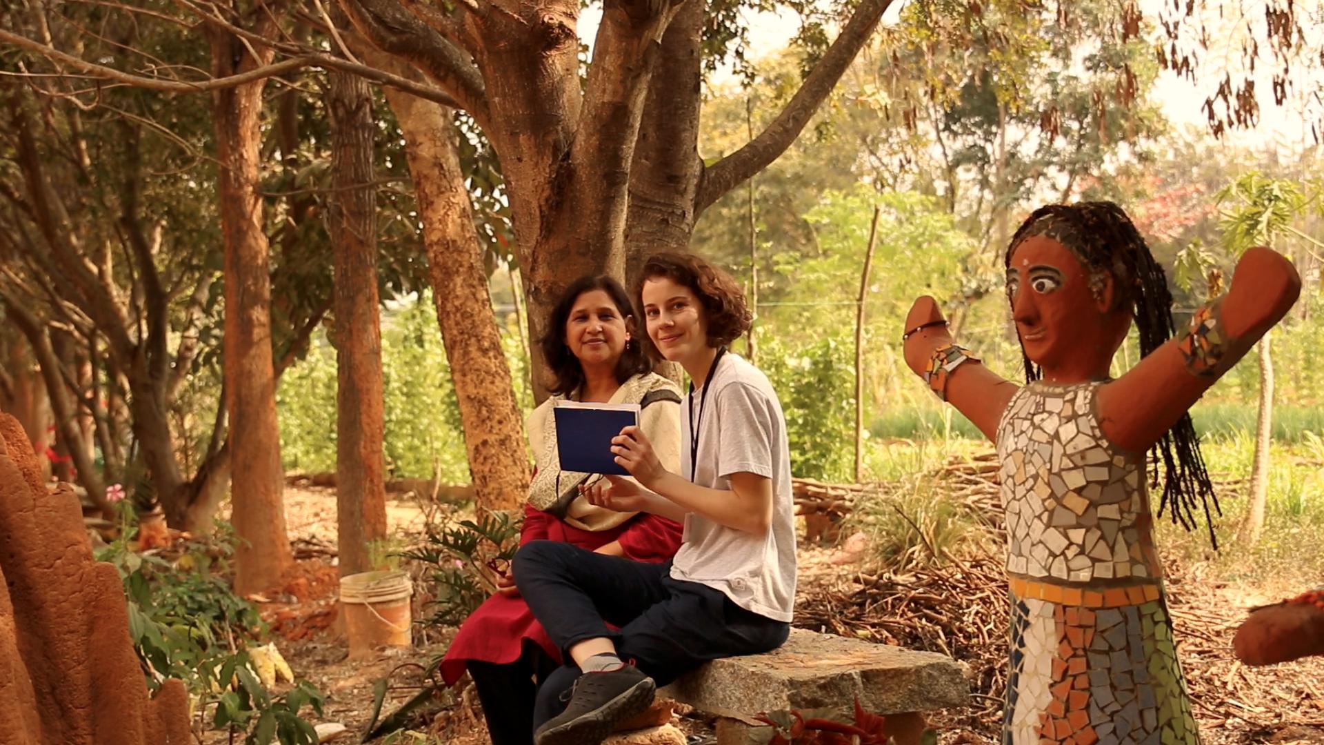 School Trotters : rencontre avec Farah Khan, responsable à la Bhoomi College, université rattachée à la Prakriya School.png