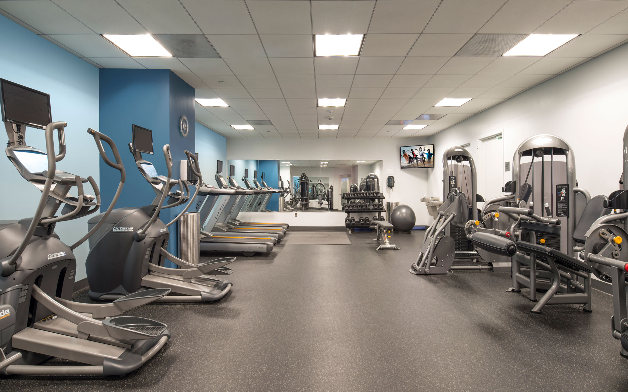 1250 Connecticut | Fitness Center