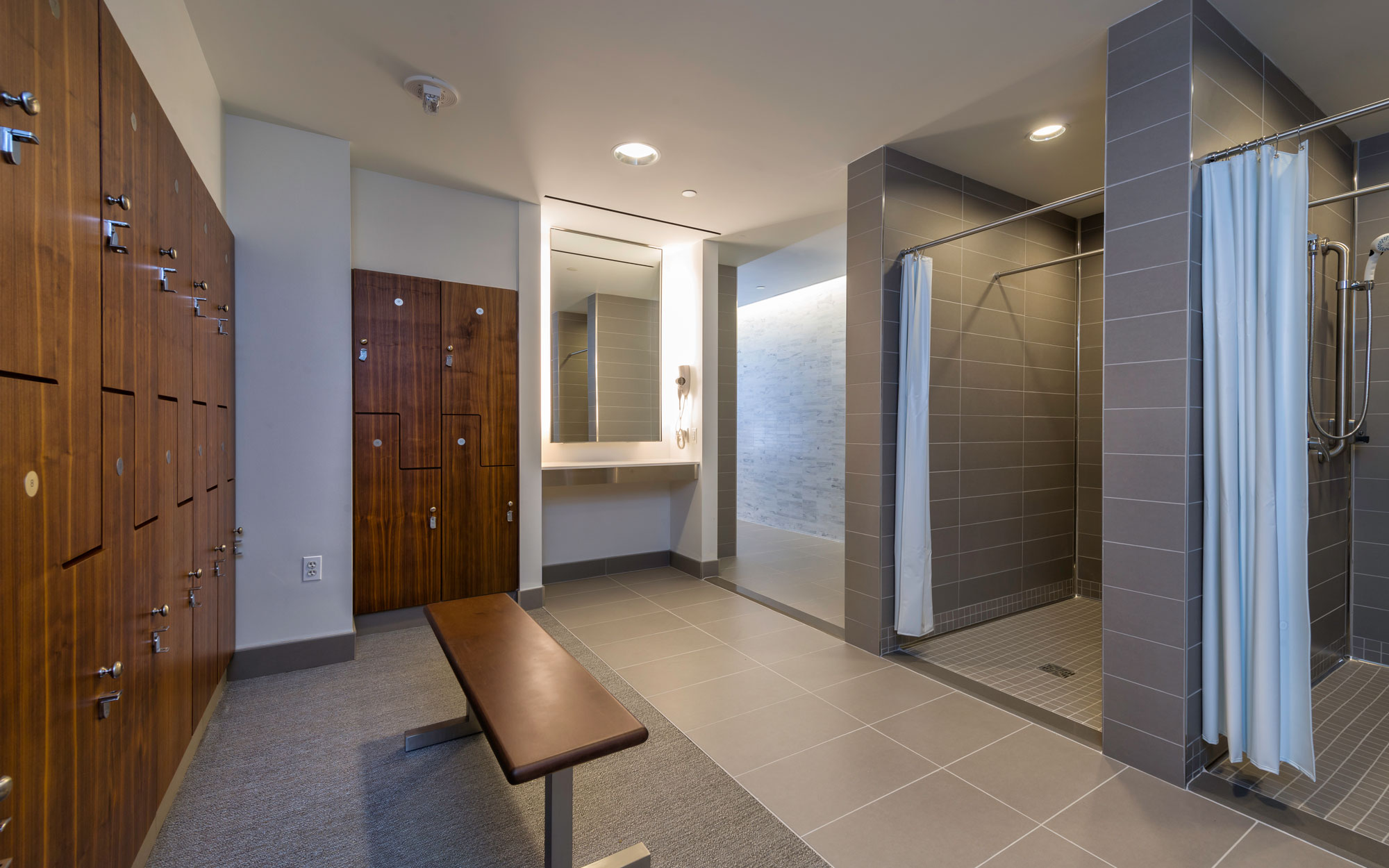 799 Ninth | Fitness Center
