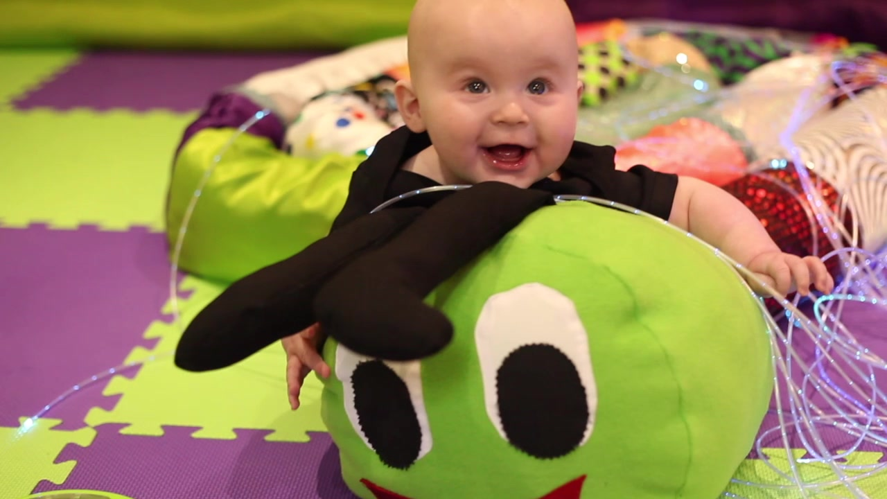 Cooper the Caterpillar fun!