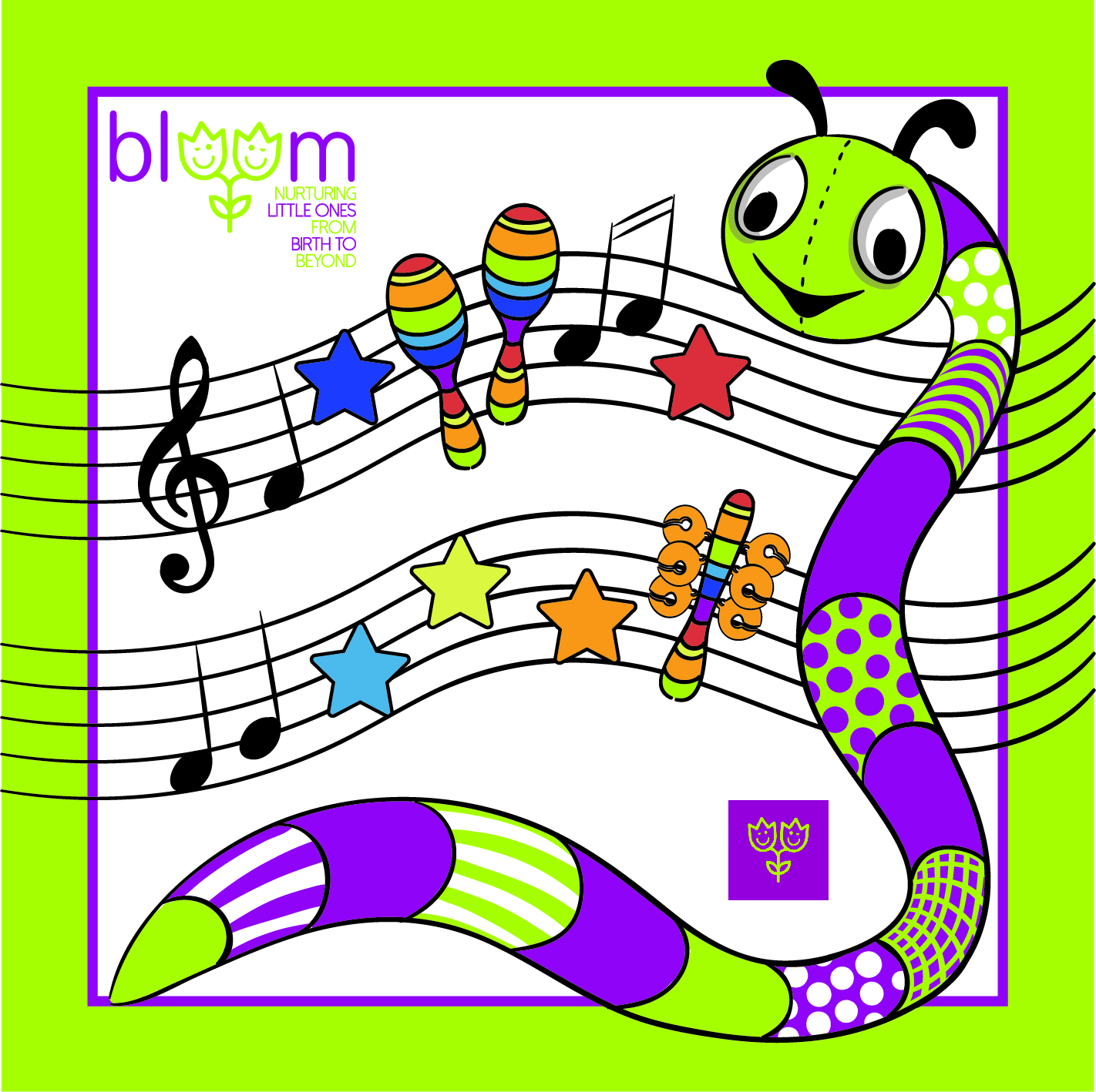 Bloom baby classes music