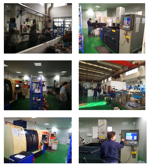 Injection Mold Tooling, Prototype, Pilot, and Production Tooling - 1,500 M2 building area6 office staff, 30 mold manufacturing specialists (3 engineering)CNC 4 unitsEDM 3 unitsEDM Wire cut 3 unitsSurface grinding 2 unitsLathe 1 unitDrilling 1 unit160 molds per year capacity