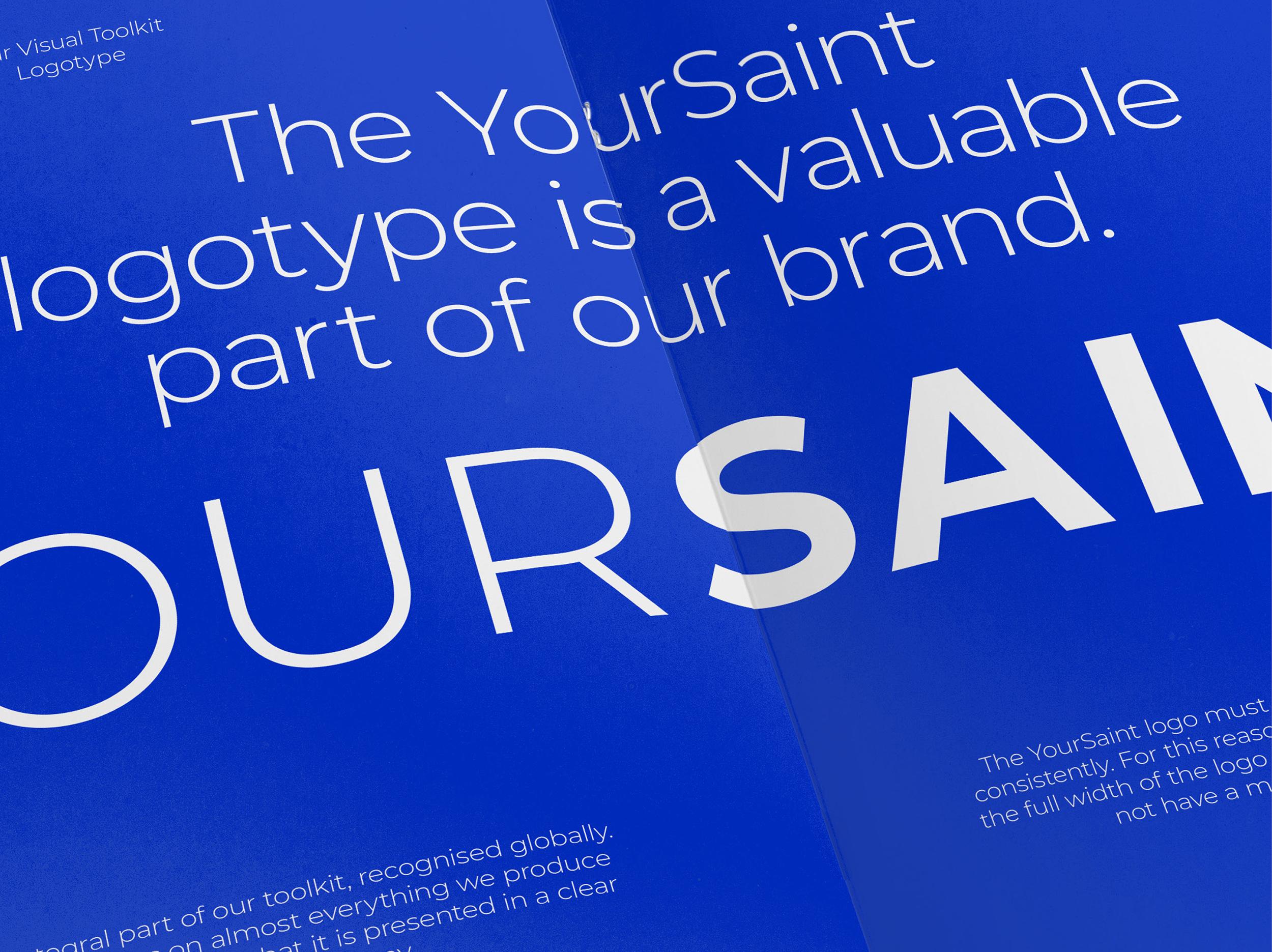 Brand Identity - YourSaint