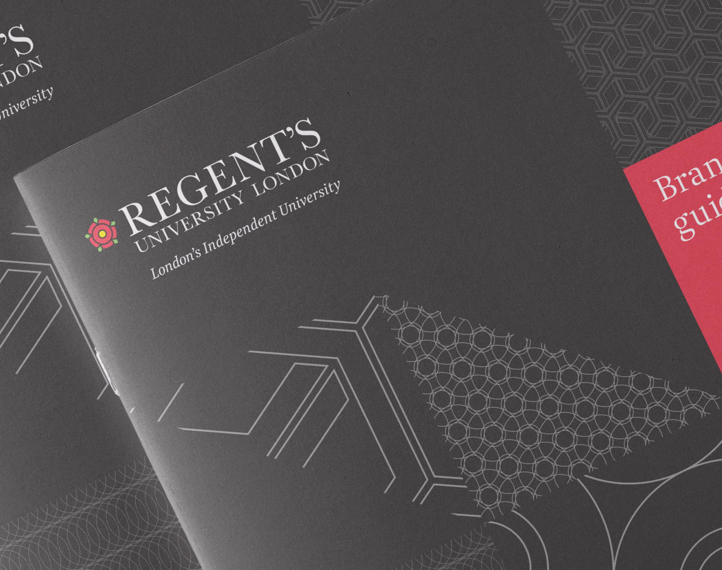 Visual Identity Refresh - Regents University London