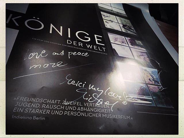 Könige der Welt kommt ins Fernsehen! 04.06. - 00:00 im NDR und bereits ab 18:00 in der Mediathek. #documentary #koenigederwelt