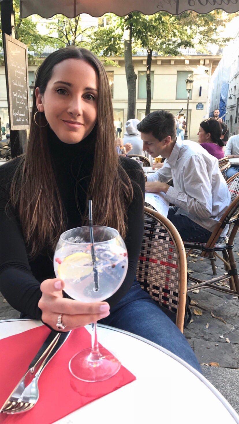 What I Wore in Paris - heatherrinder.com