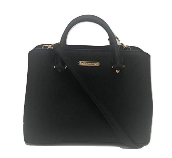 Michael Kors Savannah leather satchel