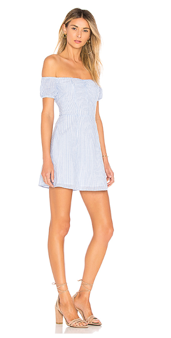 by the way Off Shoulder Dress