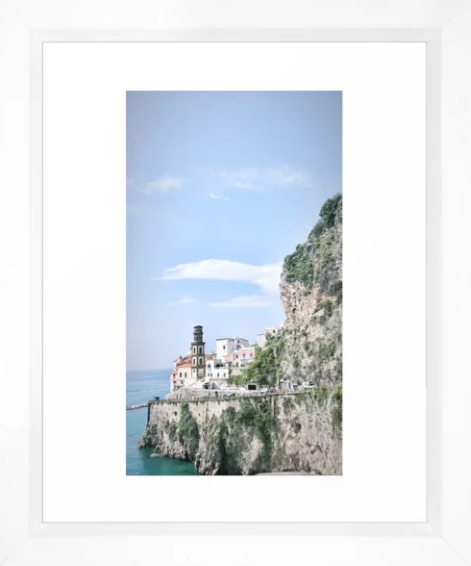 The Amalfi Coast -