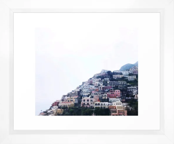 Colorful Amalfi Coast -