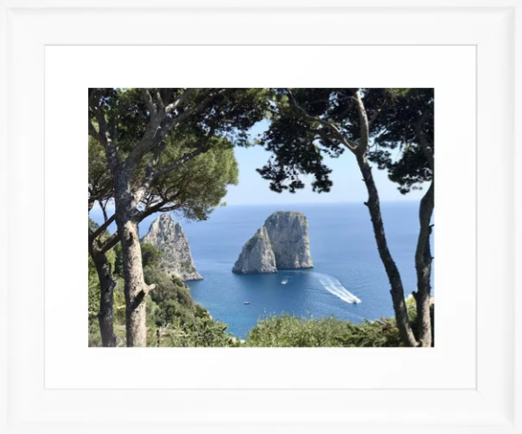 The Island of Capri -