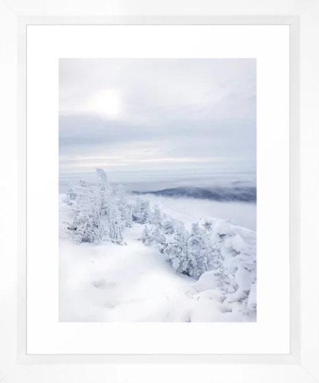 Vermont Winter View -