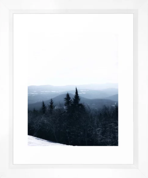 Vermont Mountain Shadows -