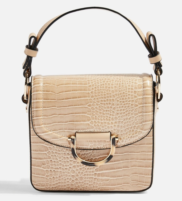 Top Shop Carrie Stone Bag