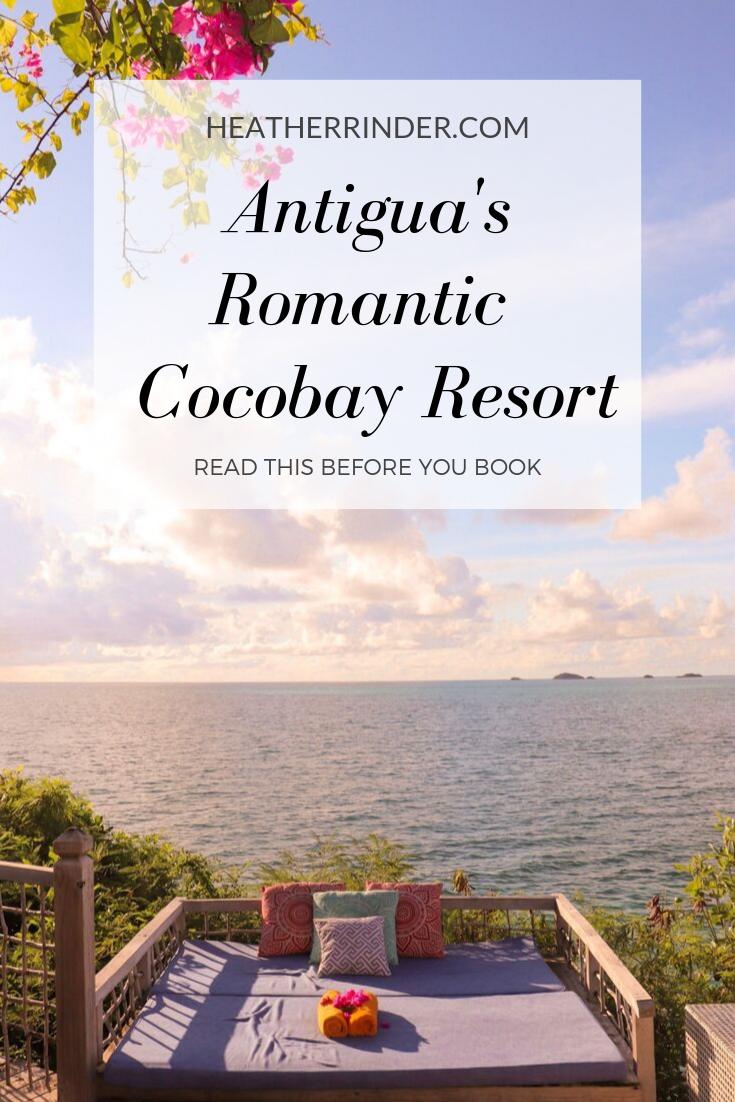 Antigua's Romantic Cocobay Resort