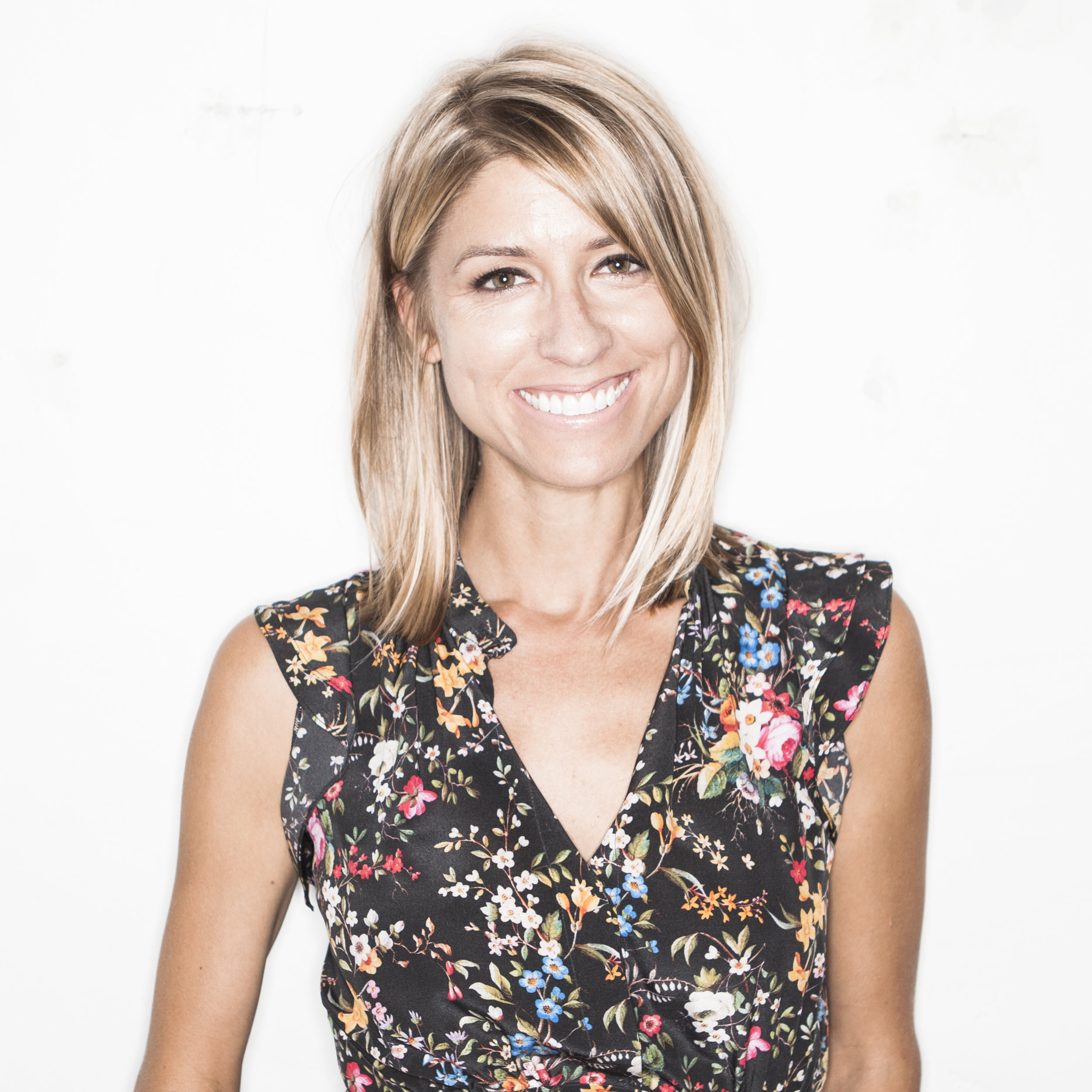 Heidi Hertel, founder of Fitz Frames